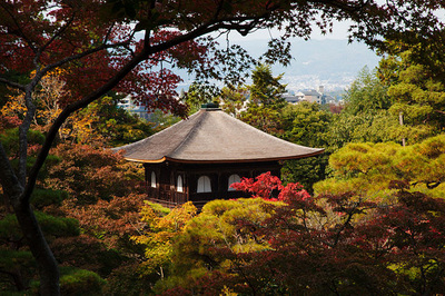 Ginkakuji Temple attractions and access
