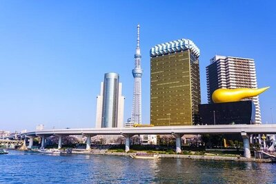 Full-Day Asakusa Sightseeing Tour with Food & Drinks (6-7 hours Approx.)