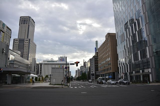 Sapporo Train Station and its surroundings attractions