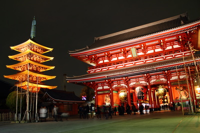 Asakusa attractions and access
