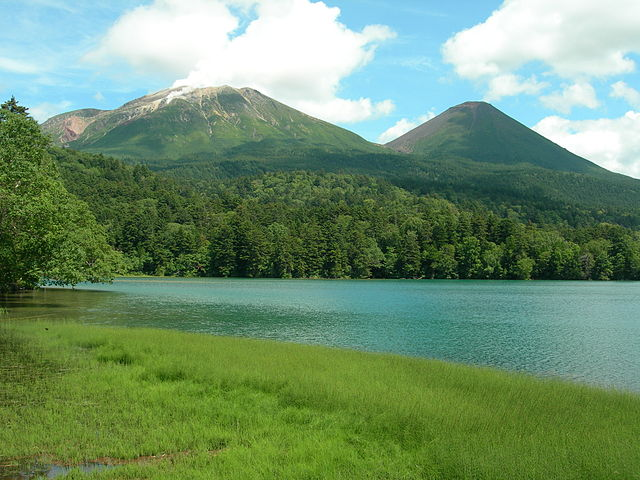 Lake Onneto & Mt. Akan Fuji