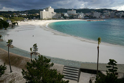 Shirahama Town attractions and access