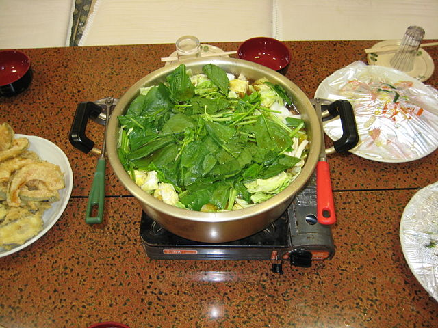 Chanko Nabe, a Japanese Stew