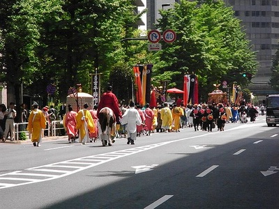 Kanda Matsuri attractions and access