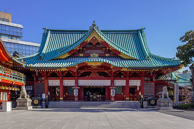 Kanda Myojin Shrine attractions and access
