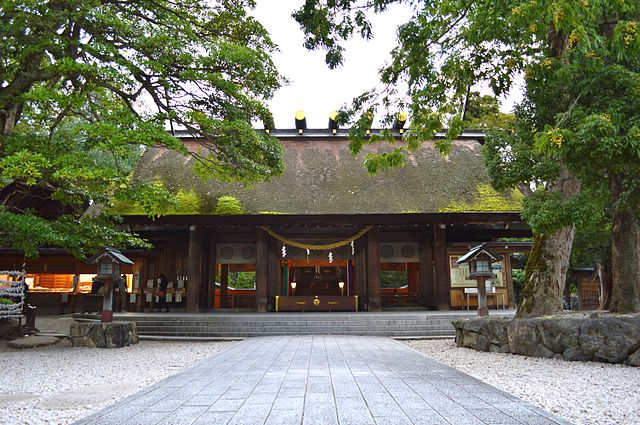 Motoise Kono Shrine - Amanohashidate