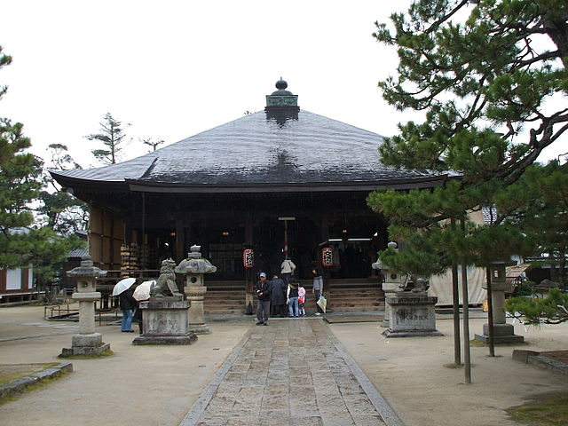Chion-ji Temple - Amanohashidate