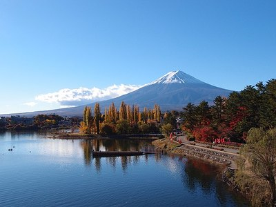 Yamanashi Prefecture attractions and access