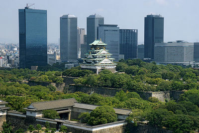 Osaka attractions and access