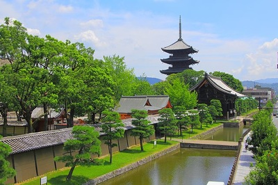 Toji Temples attractions and access