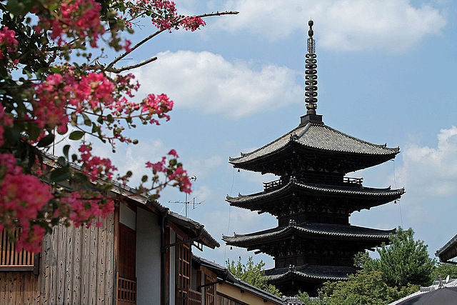 To-ji Five-Story Pagoda