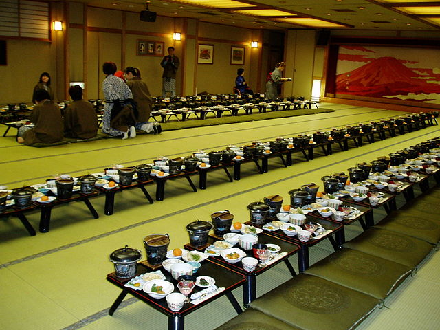 Hotel's Banquet Hall - Halal In Japan