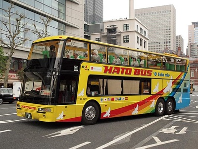 Tokyo Bus Tours attractions and access