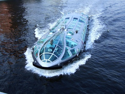 Tokyo Cruise attractions and access