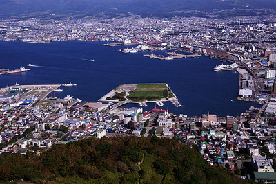 Hakodate City's attractions