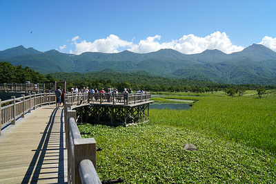 Shiretoko National Park and its attraction