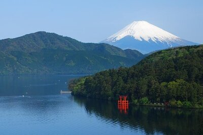 Mt. Fuji & Hakone Tour With Muslim-friendly Lunch (Return by Motor Coach) (11 hours Approx.)
