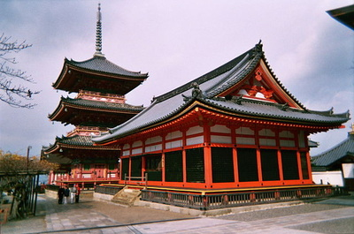 Kiyomizudera Temple attractions and access
