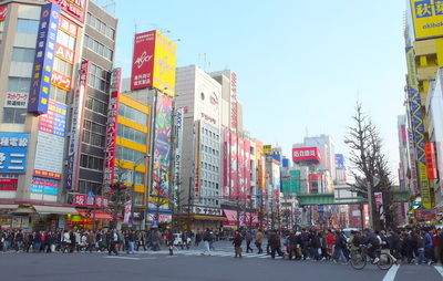 Akihabara attractions and access