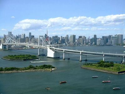 Odaiba attractions and access