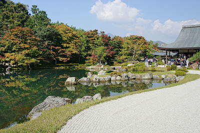 Tenryuji Temple attractions and access