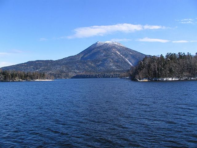 Lake Akan & Mt. Akan