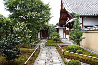 Daitokuji attractions and access