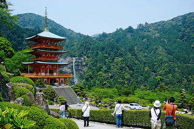 Wakayama Prefecture attractions and access