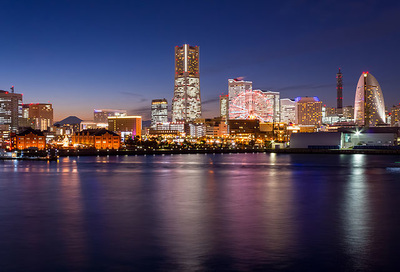 Yokohama attractions and access