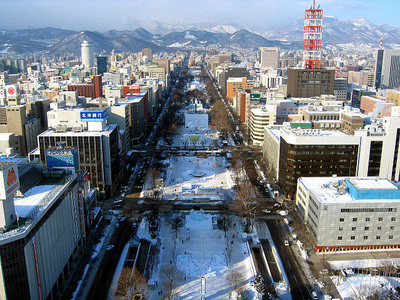 Sapporo attractions and access