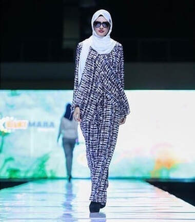 Japan's First Muslim Fashion Show