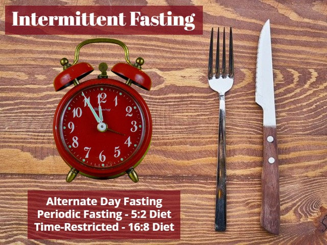 Intermittent Fasting Effects On Health